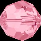 Swarovski Beads 5000 6MM Light Rose
